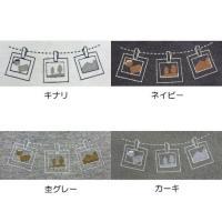 【秋物】長袖 カットソー Tシャツ ロンT ノースオブジェクトプチ おじいちゃんカメラ