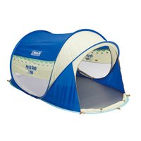 【送料無料】Coleman Pop Up Shade (Argyle / Blue)  ARGYLE...