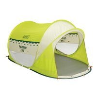 【送料無料】Coleman Pop Up Shade (Argyle / Lime Green)  ...