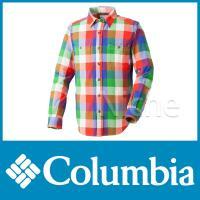 コーディネートが楽しめる大柄チェックシャツ。マルチカラーのモデルもラインナップ 織ってから染めるので...