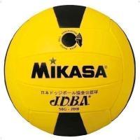 ミカサ(MIKASA) ドッジボール3号  MGJDB-YBK