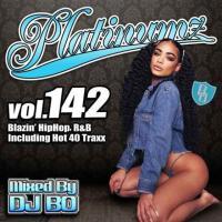 最新 ヒップホップ R&B 2020 4月 トラヴィス・スコット ジャスティンビーバー 洋楽CD MixCD Platinumz Vol.142 / DJ Bo[M便 1/12]