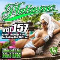 R&B ヒップホップ 新譜 2021年8月 マルーン5 エドシーラン 洋楽CD MixCD Platinumz Vol.157 / DJ Bo[M便 1/12]