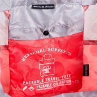 【ポイント10倍 3/22 00:00〜3/25 23:59まで】 ハーシェル Herschel バッグ Packable Travel Tote Packable 10077-0