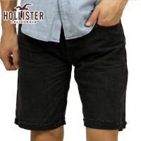 【ポイント10倍 3/22 00:00〜3/25 23:59まで】 ホリスター メンズ HOLLISTER 正規品 ショートパンツ Classic Fit Denim Shorts