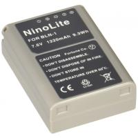 KeyW : デジタル カメラ バッテリー BLN1 AC-3 olympus battery ca...