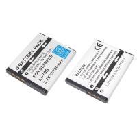 TKG』【セット】DC103 USB型充電器+Li-70B 対応互換バッテリーのセット