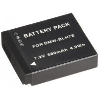 デジタル カメラ バッテリー DMW-BLH7 DMWBLH7 panasonic battery ...