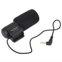 Mic109 一眼レフカメラ・カムコーダー用 ステレオ マイクロホン