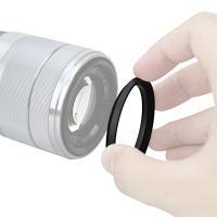 TKG』 カメラレンズ用ステップアップリング アルミ合金製 32サイズからの選択 Step-Up Ring