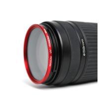NinoLite UVフィルター 49mm 5色選択 カメラ レンズ 保護 フィルターの上からレンズキャップが取り付け可能な構造|mixy4|04