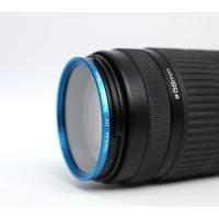 NinoLite UVフィルター 49mm 5色選択 カメラ レンズ 保護 フィルターの上からレンズキャップが取り付け可能な構造|mixy4|10