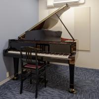 レッスンの予習復習や、集中練習、リハーサルなどにご利用いただけます。 楽器を持ち込んでの練習も可能。...
