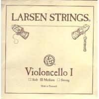 暖かさと芯のある輝かしさを併せ持った弦。 張ってすぐ音程が安定するため、ヴァイオリンからチェロまで幅...