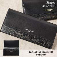 KATHARINE HAMNETT キャサリンハムネット ブランドコンセプトでもあるクラシックでエレ...
