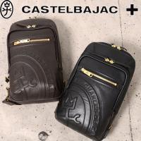 CASTELBAJAC [カステルバジャック]  カモンを立体的に浮き上がらせた、インパクトのある表...