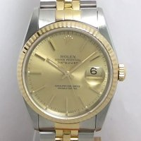 「商品名」ロレックス デイトジャスト 16233 メンズ  「シリアル」X番 1991年頃  「ムー...