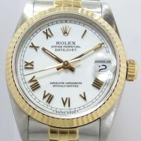 「商品名」ロレックス デイトジャスト 68273 ボーイズ 時計  「シリアル」E番 1990年頃 ...