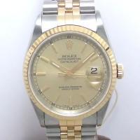 「商品名」ロレックス デイトジャスト 16233 メンズ 時計  「シリアル」T番 1998年頃  ...