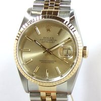 「商品名」ロレックス デイトジャスト 16233 メンズ 時計  「シリアル」L番 1989年頃  ...