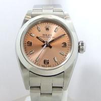 「商品名」ロレックス オイスターパーペチュアル 76080 レディース 時計  「シリアル」D番 2...