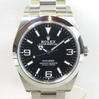 「商品名」ロレックス エクスプローラーI 214270 ルーレット メンズ 時計  「シリアル」ラン...