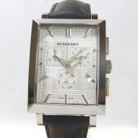「商品名」バーバリー ヘリテージ スクエア クロノグラフ BU1327 メンズ 時計  「シリアル」...