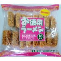 お徳用ラーメン 即席麺【東京拉麺】個包装ミニパック16食入