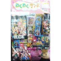 お祭り、イベントに ワンピース ONE PIECE デラックス玩具当てくじ(80付)|mizota