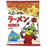 ベビースターラーメン ミニ チキン おやつカンパニー 30袋入り1BOX|mizota