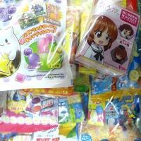 お祭り・イベント用 お菓子のくじ引き お菓子台紙当て60付|mizota|04