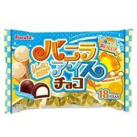 バニラアイスチョコ 18個 ファミリーパック フルタ製菓 期間限定特売|mizota