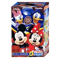 希望小売価格:180円×10個入り1BOX 1.800円(税別)   ミッキー・ミニーのラブシーンを...