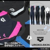 ■レディスセイフリーバックロングスパッツ競泳水着  ■カラー NVPK:ネイビー×Fピンク×ホワイト...