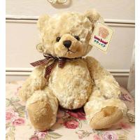 手触りふわふわ おもちゃ 熊 くまのぬいぐるみ 32cm クリスマスプレゼント 子供 人気  お誕生...