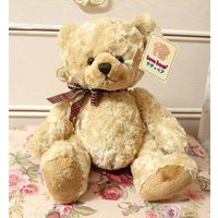 手触りふわふわ おもちゃ 熊 くまのぬいぐるみ 63cm クリスマスプレゼント 子供 人気  お誕生...