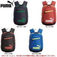 073437:プーマ ファンダメンタルス J バックパック  ■素材 ポリエステル   ■カラー ブ...