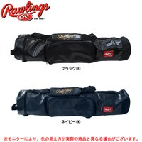 13BA06B6:ローリングス バットケース 6本入れ  ■素材 合成皮革  ■カラー ブラック(B...