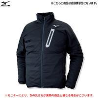 32ME6630:ミズノ ブレスサーモ テックフィル ジャケット  ■素材 表地:ポリエステル100...