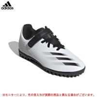 adidas(アディダス)エックス ゴースト.4 AI1 ジュニア(FW9573)スポーツ トレーニング サッカー フットボール シューズ スパイク ターフコート キッズ