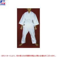 K-200:ミツボシ 空手衣 太綾 上衣・ズボン・帯3点セット  ■素材 綿100%  ■カラー ホ...