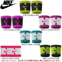 NIKE(ナイキ)DRI-FIT コートロゴ リストバンド(NNNG0)スポーツ トレーニング アクセサリー 一般用