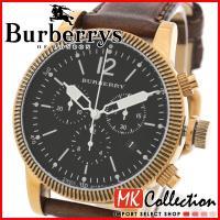レビューを書いて送料無料♪ 新品 クロノグラフ BURBERRY 時計 人気 保証  ※こちらの商品...