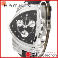 レビューを書いて送料無料♪ 新品 HAMILTON Watch ベンチュラ Ventura Chro...