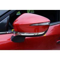 対応車種: CX-5 KE系 MC前期    素  材:ABS樹脂 メッキ仕上げ  セット内容:左右...