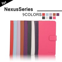 送料無料 Nexus6 Nexus6P Nexus5 Nexus5X対応 手帳型レザーケース 耐衝撃...