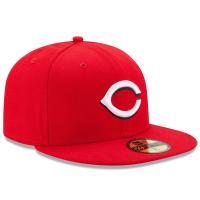 MLB レッズ オーセンティック オンフィールド 59FIFTY キャップ/帽子 ニューエラ/New Era ホーム