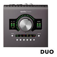 【Duo】DSPシステム搭載デスクトップタイプ高品位オーディオインターフェイスの次世代モデル。SHA...