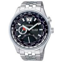 シチズン CITIZEN エコドライブ ワールドタイム メンズ 腕時計 時計 ウォッチ  商品仕様:...