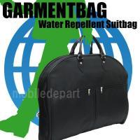 GARMENT BAG 〜撥水加工高級ガーメントバッグ〜 I-1538  スーツの持ち運びや冠婚葬祭...